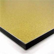 Panel compuesto de aluminio para material de decration