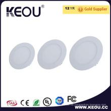Fabrik-Preis 18W vertiefte runde LED-Instrumententafel-Leuchte Großverkauf