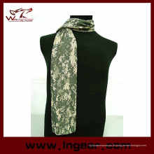 Gesicht Schleier Mesh Netz Schal Maske militärische Schal Camo Schal