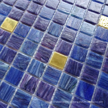 Bisazza Mosaic Goldstar Glass Tile