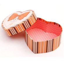 Caixa de armazenamento de presente lindo mini coração
