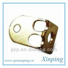 Soporte de acero personalizado de la hoja L de ISO9001