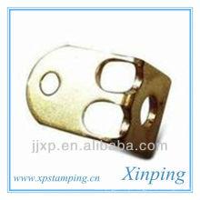 Material ISO9001 Folha personalizada L Suporte de aço