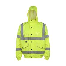 2016 Светоотражающая защитная куртка с высокой видимостью
