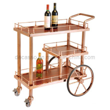 Luxury Hotel Royal Wine Trolley (DE25)