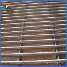 Canada Standard Galvanized or Powder Coated 358 Anti-Climb Fence