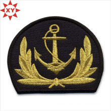 2015 100% Silk Embroidered Badge Patch