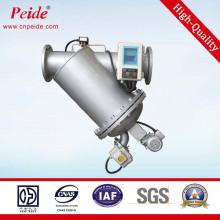 320t / H Wasserdurchfluss Selbstreinigung Landwirtschaftliche Bewässerung Auto Filter