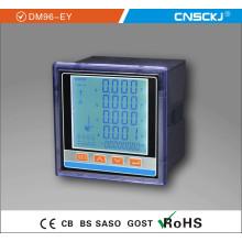 2015 Nouveau LCD Digital Kwh Panel Meter Dm96-Ey