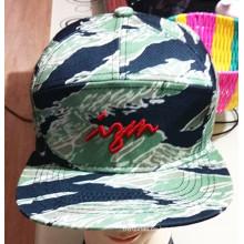 Impresión 100% del algodón y moda del bordado gorras de béisbol de los deportes