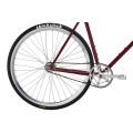 Bicicleta fija retra del engranaje fijo de la bicicleta