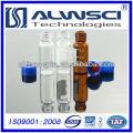 1.5ml 9-425 clear hplc write vial