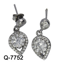 New Design 925 Silver Fashion Earrings Imitation Jewelry (Q-7752. JPG.)