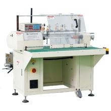 Multi layer stator winding machine