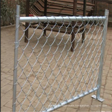 Portable Temporary Wire Mesh Chain Link Fence
