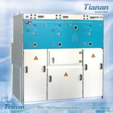 High Voltage 10 ~ 24kv Sf6 Commutateur isolé à gaz Rum Switchgear (SIG)