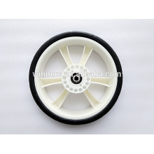 10 '' EVA baby doll stroller wheels