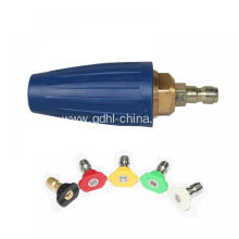 Power Pressure Washer Turbo Nozzle Rotating Rotary  Nozzles