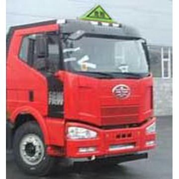 FAW 8X4 18CBM Chemical Liquid Tanker Truck