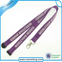 Top Sale Shinny Promotional Nylon Lanyard