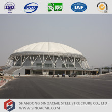 Большой пяди структура Ферменной конструкции трубы для спортивного центра
