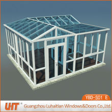New Europe Favourite Freestanding Winter Gardens and PVC Sunroom Glass House