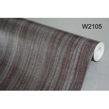 China Manufacturer Wood Grain PVC Film