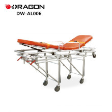 DW-AL006 Mifunctional Adjustable Medical Aluminum Ambulance Stretcher