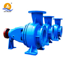 back pull out end suction single stage stainless steel centrifugal pump