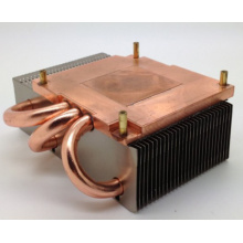 Copper Heat Pipe And Copper Plate Heat Sink