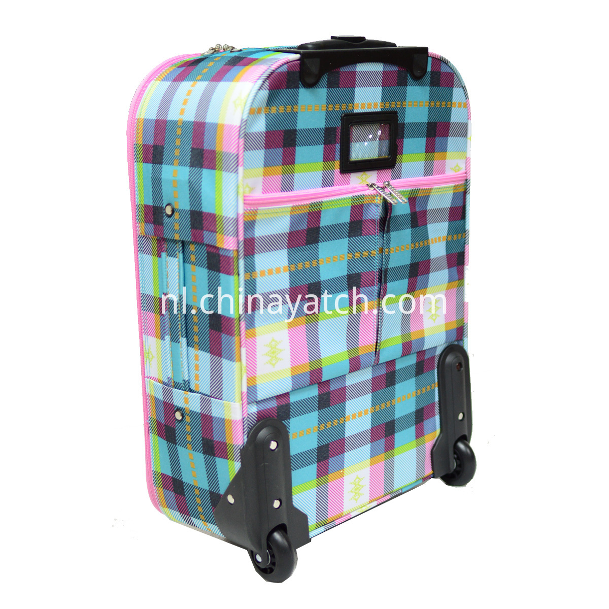Wheeled Trolley Suitcase