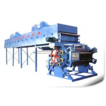 Stoff Färben Druck und Padding Maschine