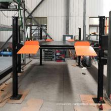 TFAUTENF factory hydraulic 3.6T car lift/four post car parking lift