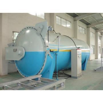 Laminated Glass Autoclave Safety In Automotive Industrial