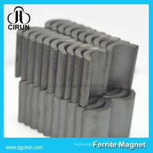 Preço barato permanente ferrite motor mag de arco