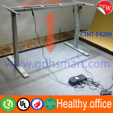 Muebles para el hogar y marco de metal ajustable con motor eléctrico y marco de metal ajustable saludable