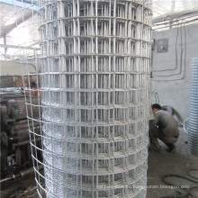 Malla de alambre soldada de acero inoxidable 304/316