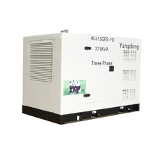 Customized for Silent Generator 30KW GENERATOR generators for sale 37.5KVA YUCHAI supply to Djibouti Wholesale