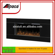wall mounted led electric fireplace