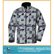 Allover Print Softshell with High Quality (CW-SOFTS-12)