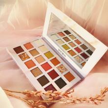 ARTMISS 18 couleurs Shimmer Glitter Matte Palette de fards à paupières