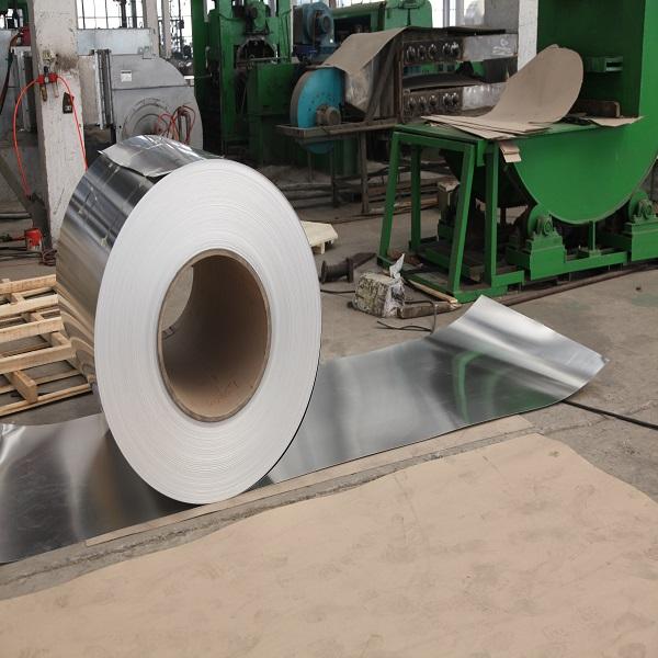 Aluminum Rolled Coil
