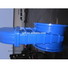 DN65 to DN1200mm ductile iron resilient seated gate valve