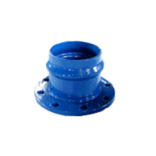 OEM for Mopvc Flanged Spigot Ductile Iron Flanged Socket For PVC pipe export to Ireland Factories