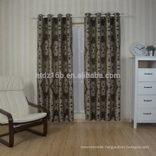 New arrival polyester embroidery window curtain