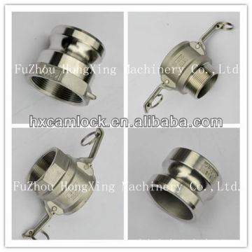 """1/2"""" stainless steel quick coupling"""