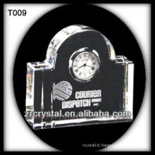 Wonderful K9 Crystal Clock T009