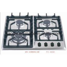 Four Burner Sabaf 2ND Gen Stainless Steel Gas Hob