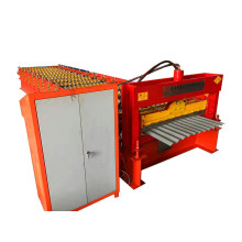 Panel Wall Berputar Roll Forming Machine
