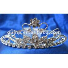 Bridal wedding crown tiara(GWST12-197)